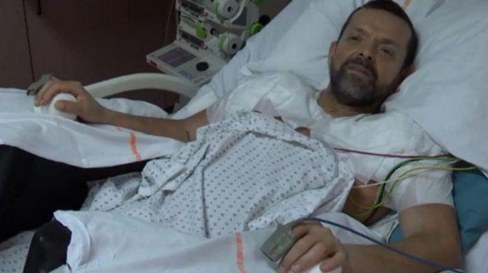 Lyon : un patient reçoit une greffe des deux bras (VIDEO)