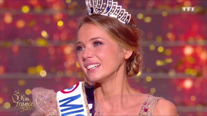 Miss France 2021 : Amandine Petit envisage une soirée entre reines de beauté (détail)