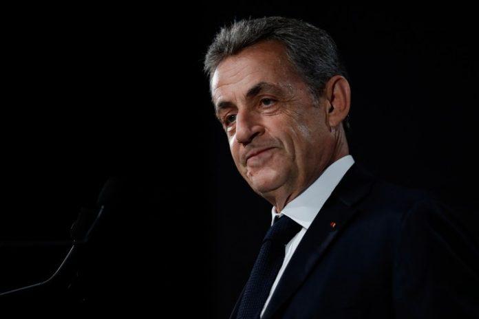 Nicolas Sarkozy soupçonné de