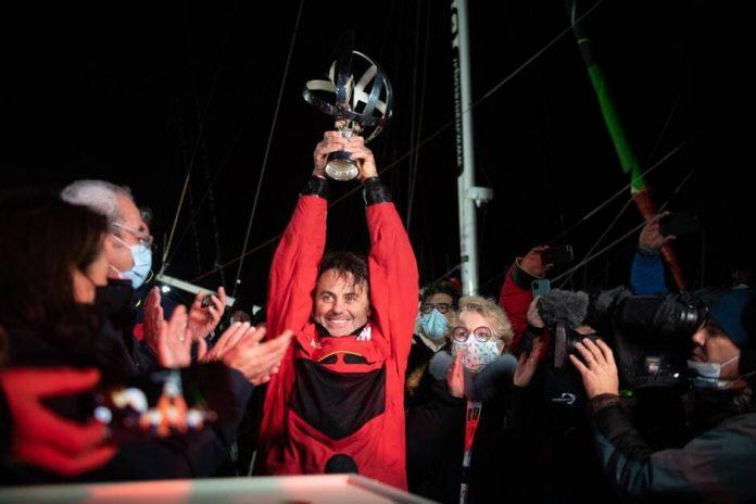 Vendée Globe 2020 : victoire de Yannick Bestaven (VIDEO)