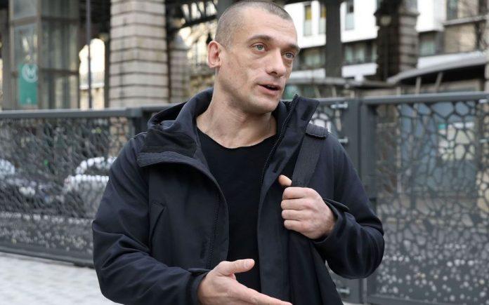 Affaire Griveaux: l'interpellation de Pavlenski et de Taddeo était valide (détail)