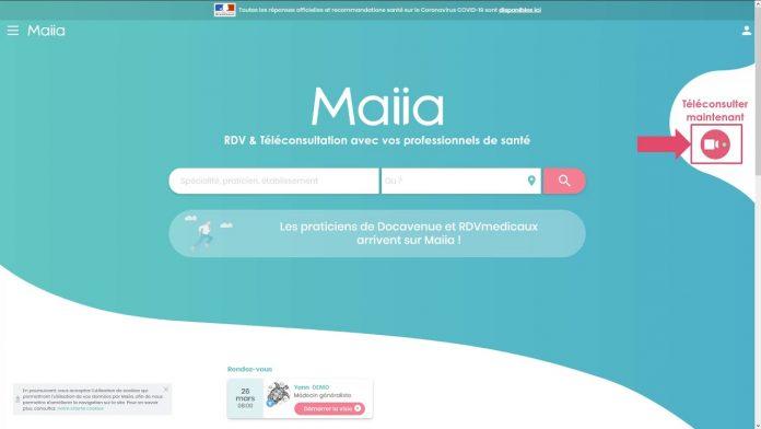 Comment prendre Rendez vous en ligne sur Maiia ?