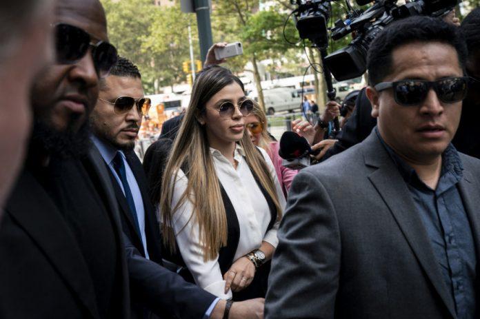 Emma Coronel Aispuro : L'épouse du baron de la drogue «El Chapo» arrêtée aux États-Unis