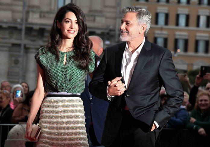 George Clooney : Ce qu'Amal Clooney lui interdit totalement de faire (détail)
