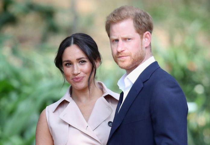 « Ils ne l'ont pas vu venir » : Harry et Meghan Markle pris de court par Elizabeth II (détail)