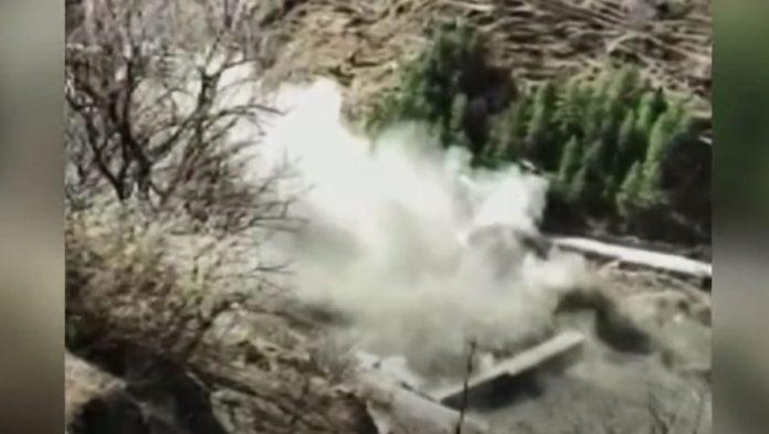 Inde : Au moins trois morts et 150 disparus après la rupture d'un glacier de l'Himalaya (Video)