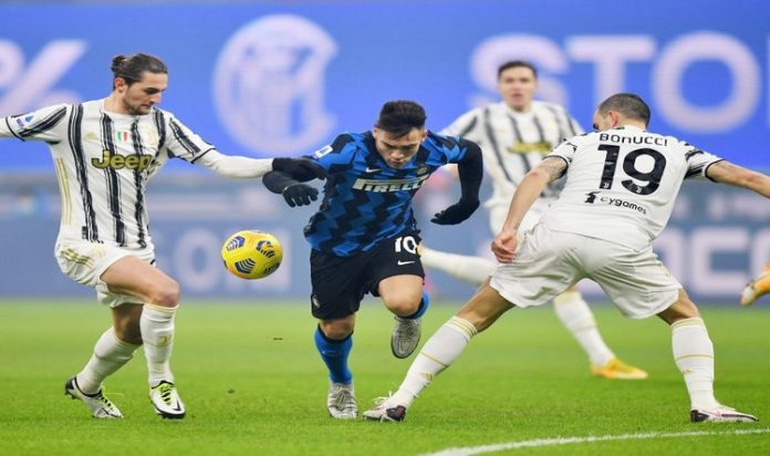 Inter VS Juventus en direct: Coupe d'Italie, Aller Demi-finales, Mardi 02 Février 2021