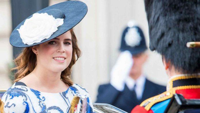 La princesse Eugenie refuse que son fils porte un titre royal (détail)