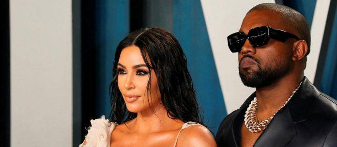 La star de télé-réalité Kim Kardashian demande le divorce à Kanye West