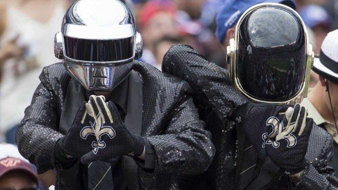 Le duo électro français Daft Punk annonce sa séparation (détail)