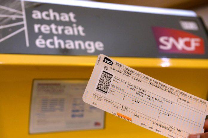 Les achats de billets de train de dernière minute explosent (détail)