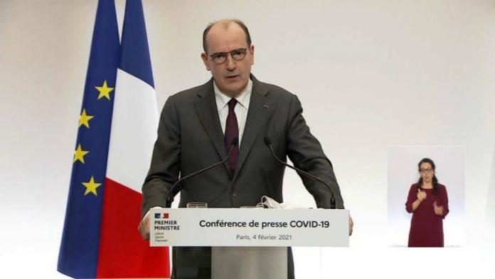 Reconfinement, télétravail, vaccination : Ce qu'il faut retenir du discours de Jean Castex