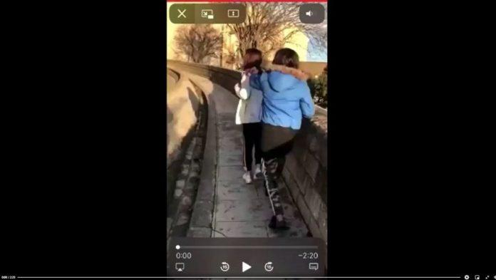 Trois jeunes filles arrêtées après une violente agression filmée à Béziers (détail)