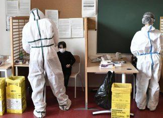 Coronavirus France en direct : la situation s'améliore encore à l'hôpital