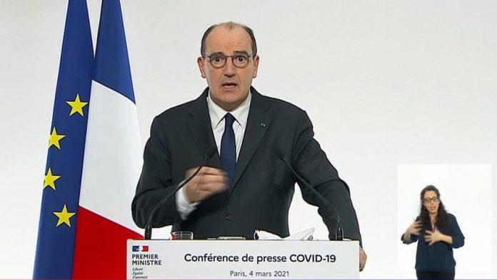Coronavirus France en direct : Jean Castex annonce un confinement le week-end