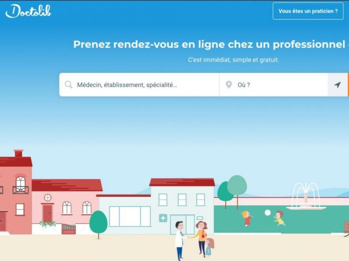 Doctolib - Prise de rendez-vous en ligne : « Des millions de rendez-vous par mois »