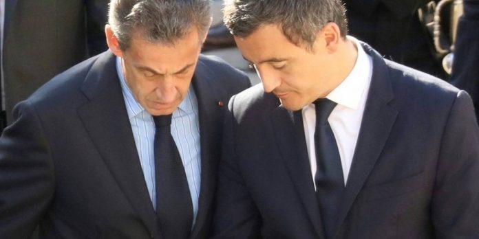 Gérald Darmanin apporte son soutien à Nicolas Sarkozy et fait encore scandale (détail)