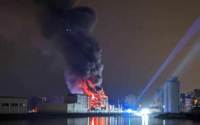 Incendie chez l'hébergeur OVH : Plusieurs sites internet inaccessibles
