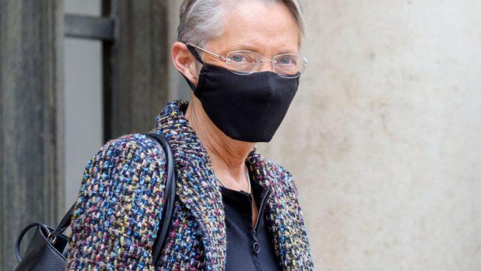 La ministre Elisabeth Borne hospitalisée à cause du Covid-19 (détail)