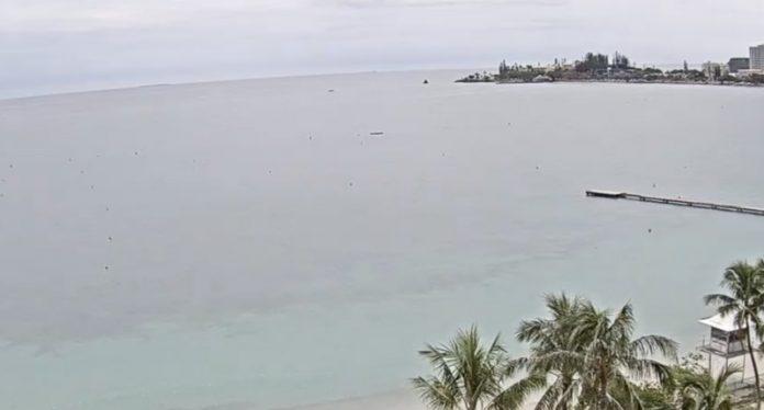 Nouvelle-Calédonie: l'alerte au tsunami a été levée (détail)