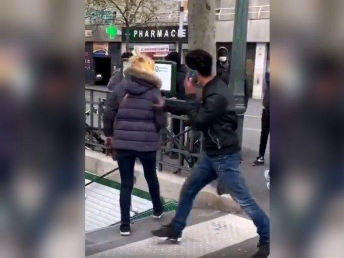 Femme poussée dans le métro à Paris : le récit étonnant du témoin qui a filmé la scène (Vidéo)