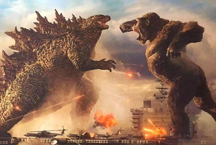 """Godzilla vs Kong"" explose le box-office mondial (VIDEO)"