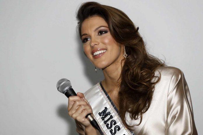 L'ex-Miss Univers Iris Mittenaere en bikini sur un yacht, elle électrise ses fans