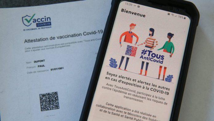Attestation de vaccination Covid en France : Que comporte cette attestation ?