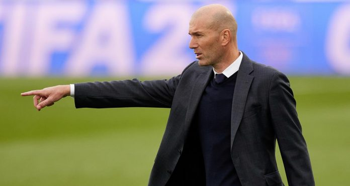 Communiqué Officiel: Zinedine Zidane quitte le Real Madrid !