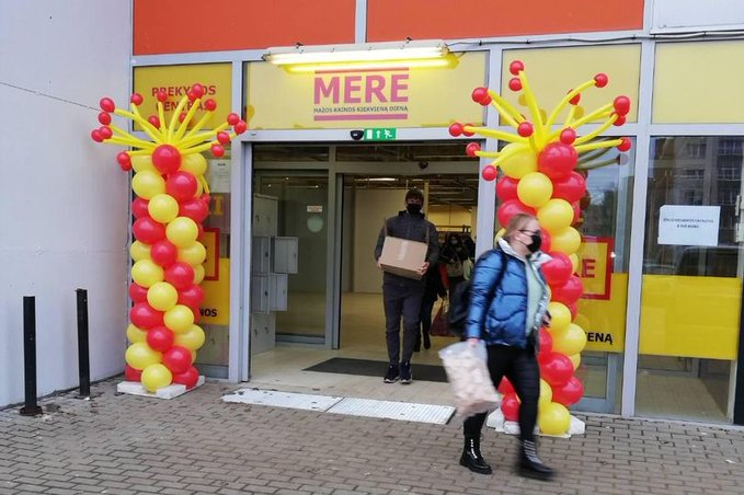 Moins cher que Lidl et Aldi, la nouvelle enseigne discount Mere arrive en France ! (détail)