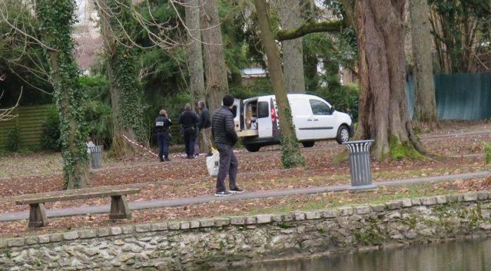 Seine-et-Marne : Le corps dénudé d'une jeune fille découvert dans la rue (détail)