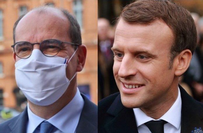 Emmanuel Macron ne compte pas remplacer Jean Castex