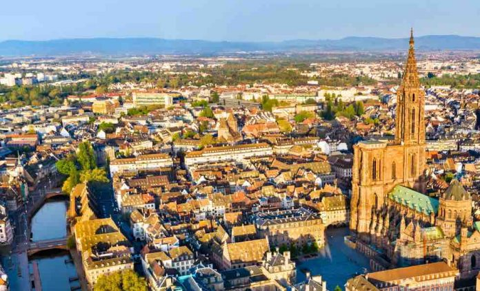 Un tremblement de terre ressenti autour de Strasbourg (Renass)