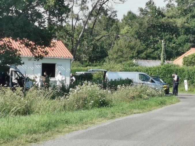 Vendée. Un couple de retraités morts dans un pavillon, le fils interpellé sur les lieux (détail)