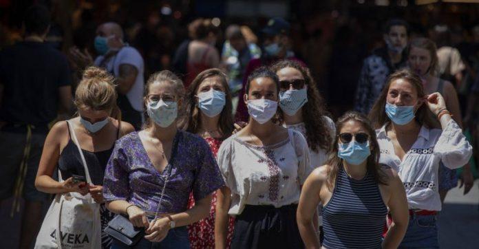 Coronavirus : L'Espagne connaît une explosion des contaminations, surtout chez les jeunes (détail)