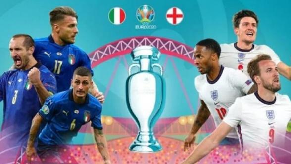 Finale Italie-Angleterre - Euro 2020 : à quelle heure et sur quelles chaînes?