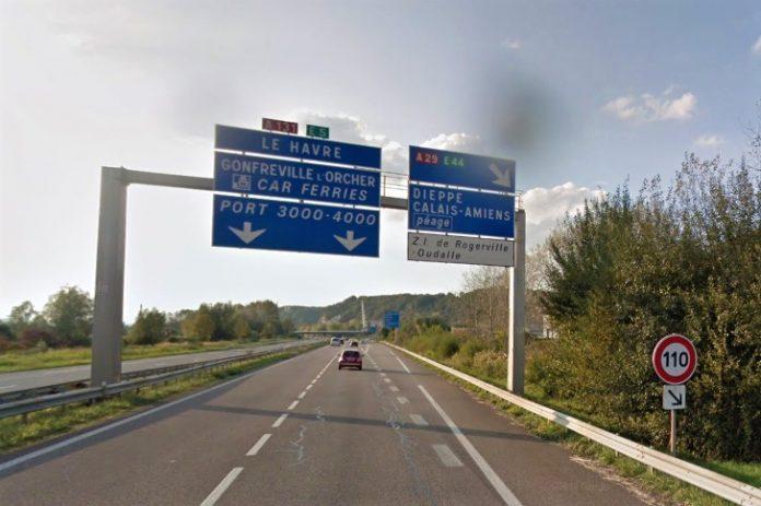 Normandie, Accident sur l'A131 dans l'Eure: la circulation est coupée