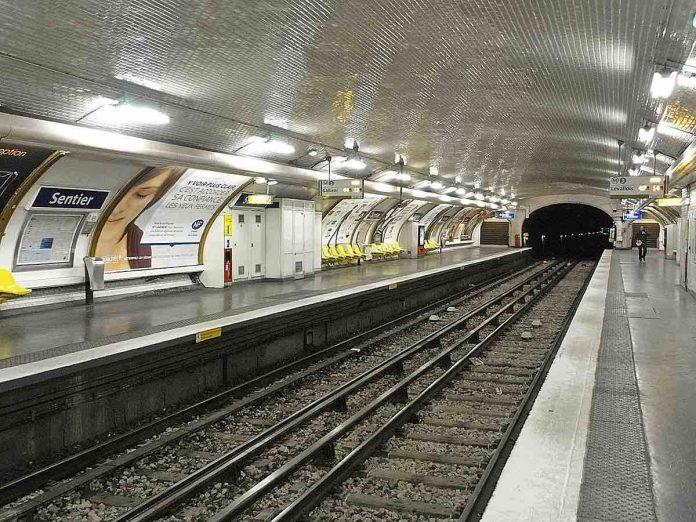 Paris : un homme tué dans une station de métro, l'identité de la victime n'est pas connue