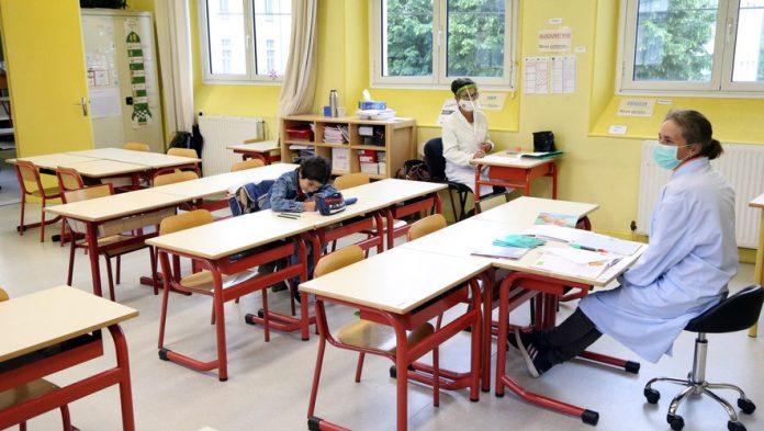 Coronavirus en France : Plus de 3000 classes fermées