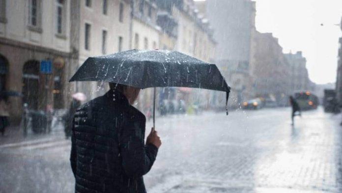 Météo: L'Ariège, la Hte-Garonne, le Gers et le Tarn et Garonne en vigilance orange orages et pluie-inondation.