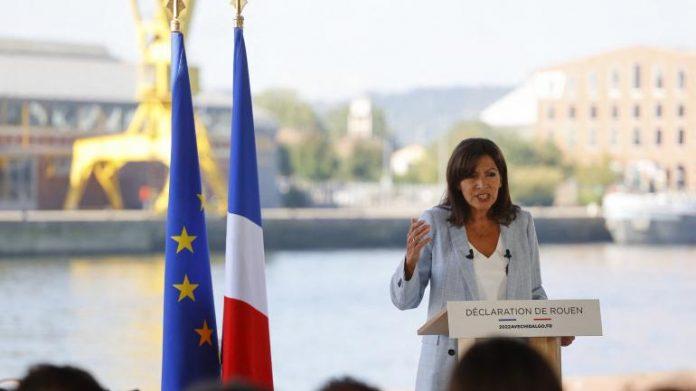 Présidentielle 2022 : Anne Hidalgo officialise sa candidature (VIDEO)