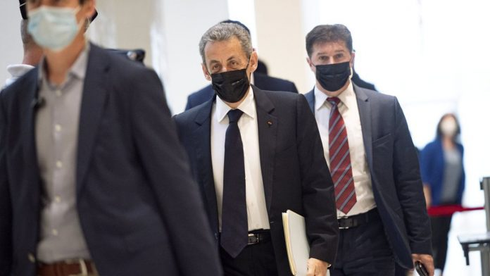 Procès Bygmalion : Peine de prison ferme pour Nicolas Sarkozy