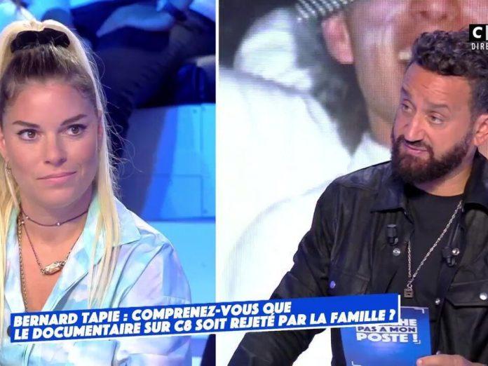TPMP : échange tendu entre Sophie Tapie et Cyril Hanouna