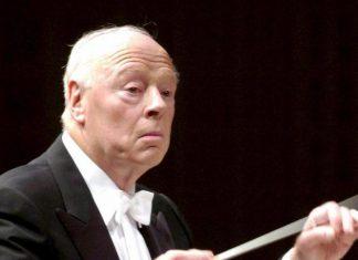 L'immense chef d'orchestre Bernard Haitink est mort à 92 ans